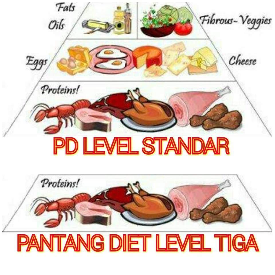 Mengapa Diet Rendah Karbohidrat itu Sehat? – PANTANG DIET